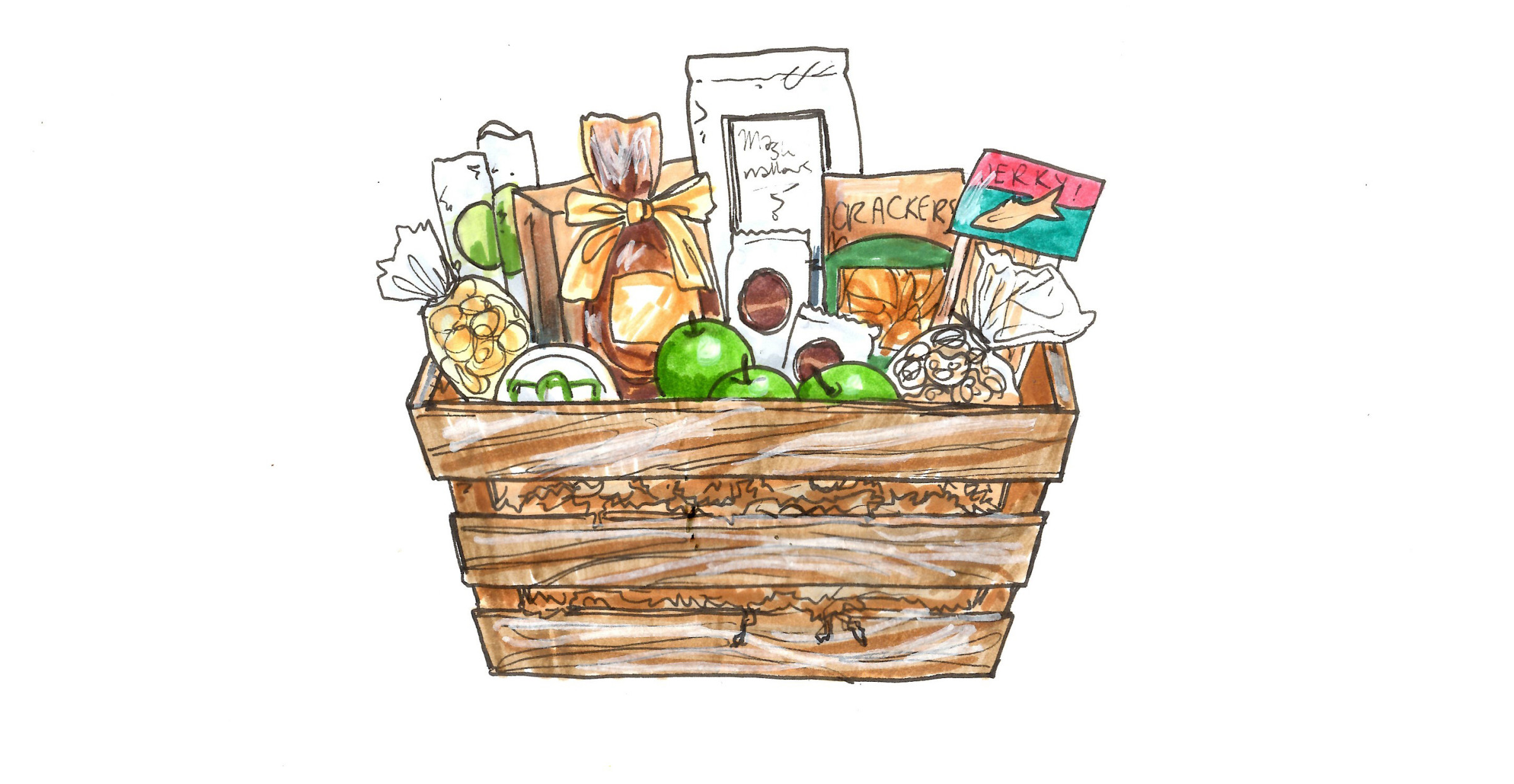 Gift baskets swamp rabbit cafe grocery gift baskets negle Images